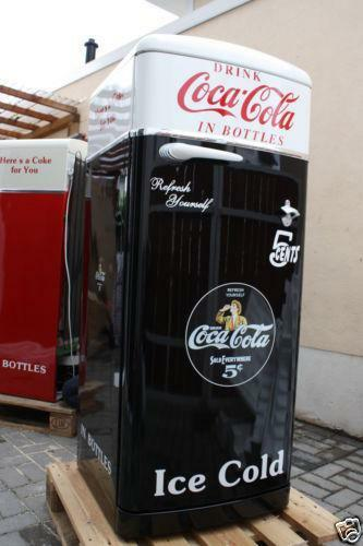 coca cola automat ebay. Black Bedroom Furniture Sets. Home Design Ideas