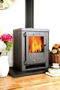 Contemporary Woodburning Stove