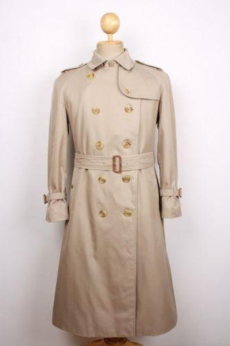 Burberry Coat Belt Ebay