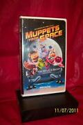 Muppets from Space VHS
