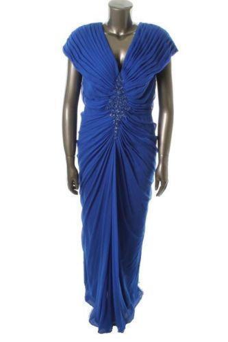 Plus Size Beaded Gown Ebay