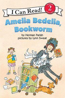 Amelia Bedelia, Bookworm (I Can Read Level 2) by Herman Parish