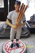 Mickey Mantle Figurine
