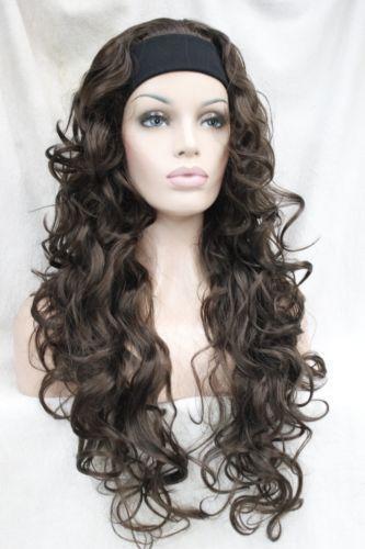 Headband Wig Ebay