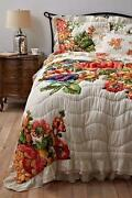 Anthropologie Quilt