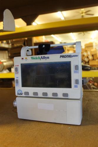 Masimo Pulse Oximeter >> Welch Allyn Propaq: Patient Monitors   eBay