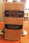 Webster New International