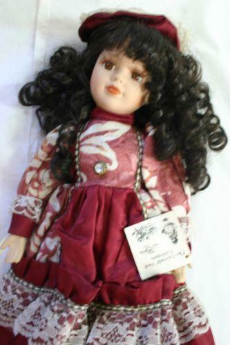 Emerald Doll Collection Ebay