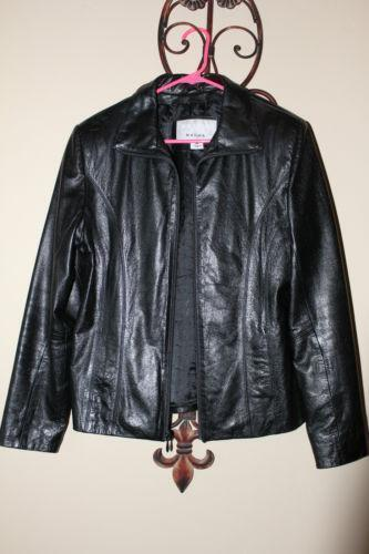 Wilson Leather Jacket Womens