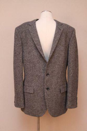 Donegal Tweed Jacket Ebay