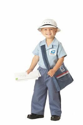 Toddler Mailman Costume (Toddler Mr. Postman costume Toddler Size)