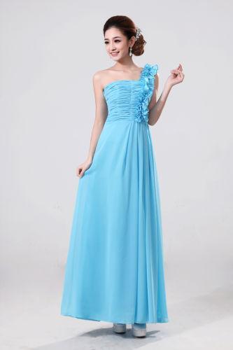 Sky Blue Prom Dress Ebay