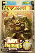 Marvel Legends Toad