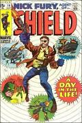 Nick Fury Agent of Shield