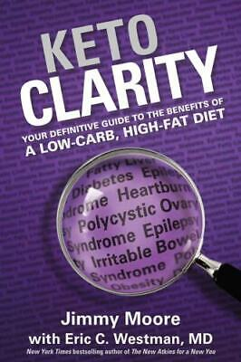 Keto Clarity:Your Definitive Guide to the Benefits of a Low-Carb,[PDF] Via Email