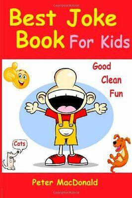 Best Joke Book for Kids: Best Funny Jokes and Knock Knock Jokes( 200+ (Best Knock Knock Jokes For Kids)