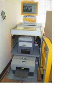 Kodak G4 Kiosk ++  6850 & 8800 Kodak printers...........