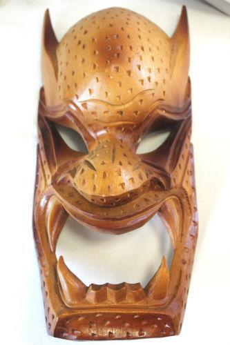 Tiki Mask Ebay