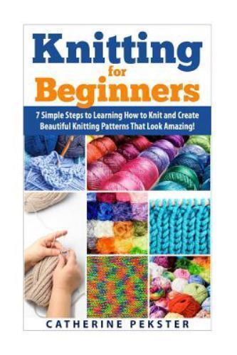 Knitting Knitting For Beginners How To Knit Knitting Patterns