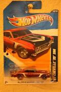 2012 Hot Wheels Super Treasure Hunt 67 Chevelle