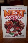 Better Homes and Gardens Meat Cookbook