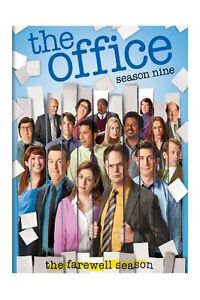 All 9 Seasons of the Office on DVD. $80.