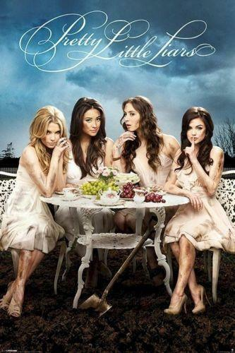 Image result for pretty little liars poster