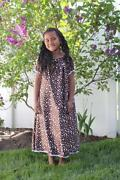 Girls Satin Nightgown