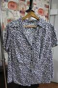 Womens Floral Shirt