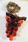 Grape Swag Lamp