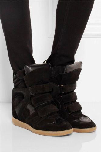 isabel marant sneakers 36 ebay. Black Bedroom Furniture Sets. Home Design Ideas