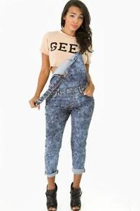 a0c243ab5c41 Denim Capri Jumpsuits
