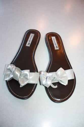 Womens American Eagle Flip Flops Ebay