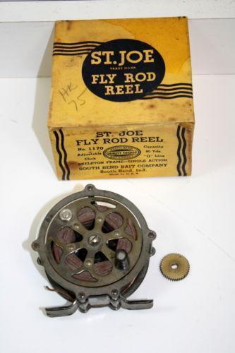 Vintage Fly Rod Reel Ebay