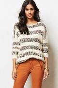 Womens Anthropologie Sweater