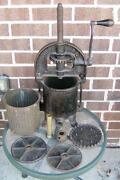 Antique Cast Iron Press
