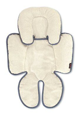 Britax Head and Body Support Pillow, Iron/Gray