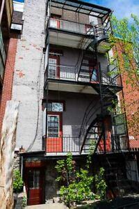 1 1/2 studio sublet for summer (may - sep) near downtown/mcgill
