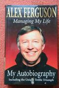 Alex Ferguson Signed