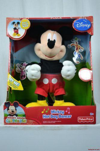 Dancing Mickey Mouse Hot Dog Song Toys R Us