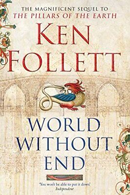 World Without End, Follett, Ken Paperback Book The Cheap Fast Free Post