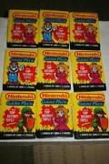 Mario Trading Cards