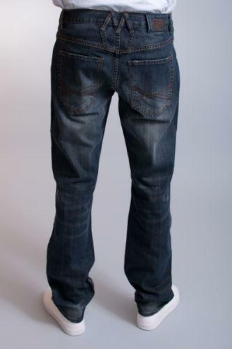 High Rise Mens Jeans
