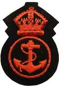 WW2 Cloth Badges