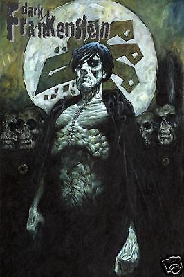 Poster : COMIC ART - Dark Frankenstein NEU (55372)