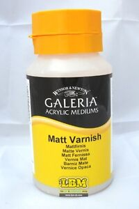 Winsor & Newton Galeria Acrylic Medium Matt Varnish 500ml (3050802)