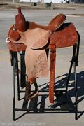 Cactus Barrel Saddle