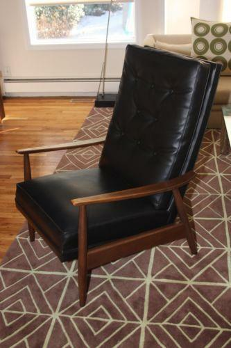 Danish Recliner Antiques Ebay