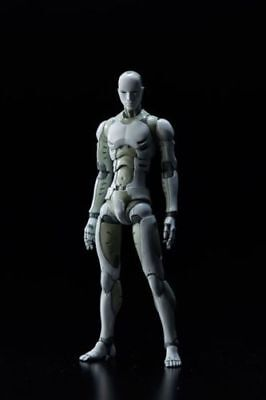 New 1 6 Heavy Industries Synthetic Human He Body Action Figure Figurine