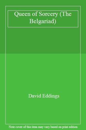 Queen of Sorcery (Belgariad (Rhcp)),David Eddings